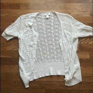 LOFT Crocket Sweater